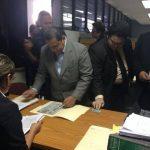 Abogados de Ana Vilma de Escobar solicitaron a la Cámara Primera de lo Penal que archive el proceso judicial contra la legisladora.