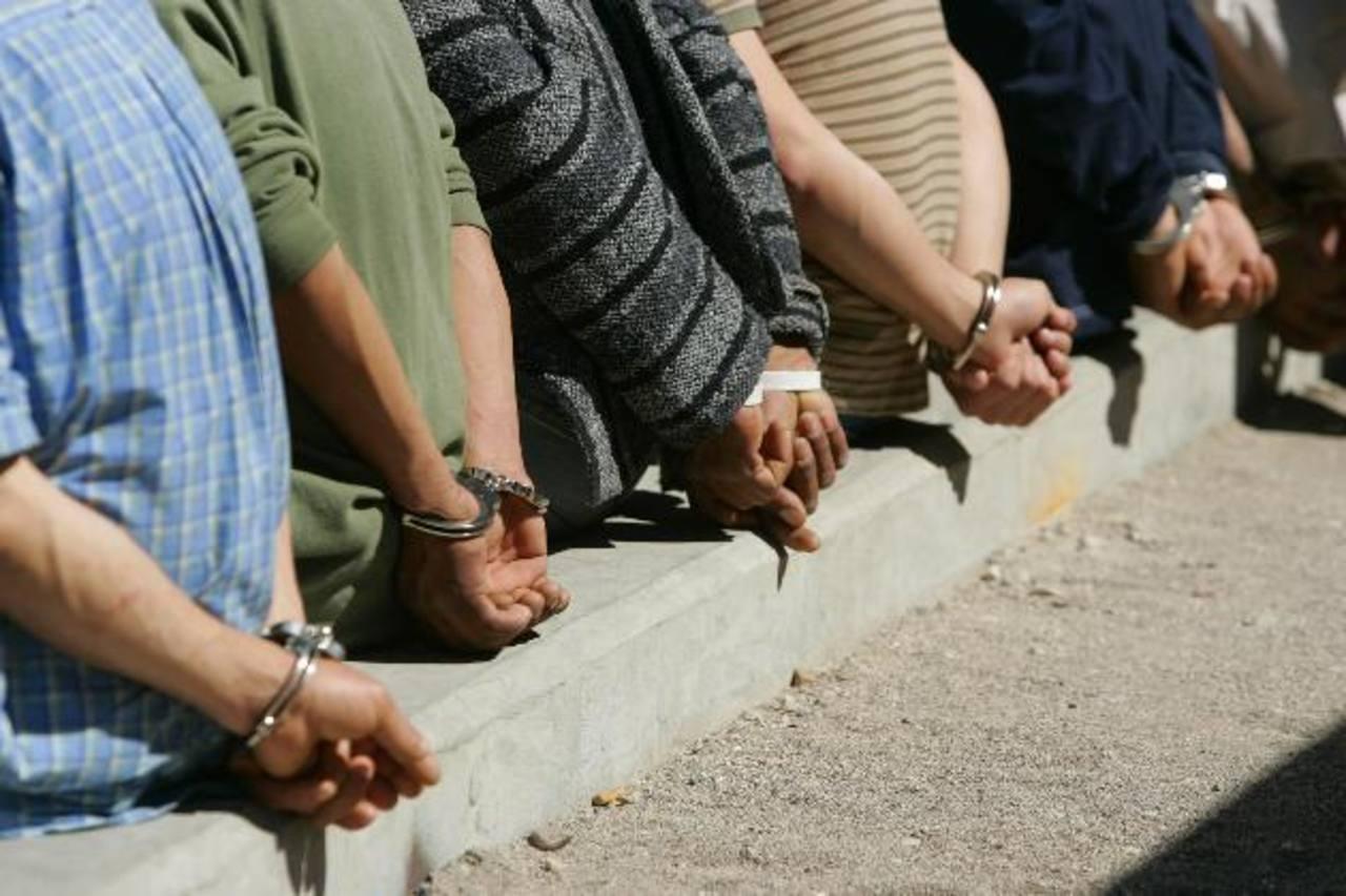 Detienen a dos salvadoreños vinculados a narcotráfico en el Pacífico de Guatemala