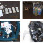Encuentran 5 mil dólares a reos en penal de Usulután