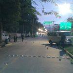 Matan a 8 personas frente a morgue en San Pedro Sula, Honduras