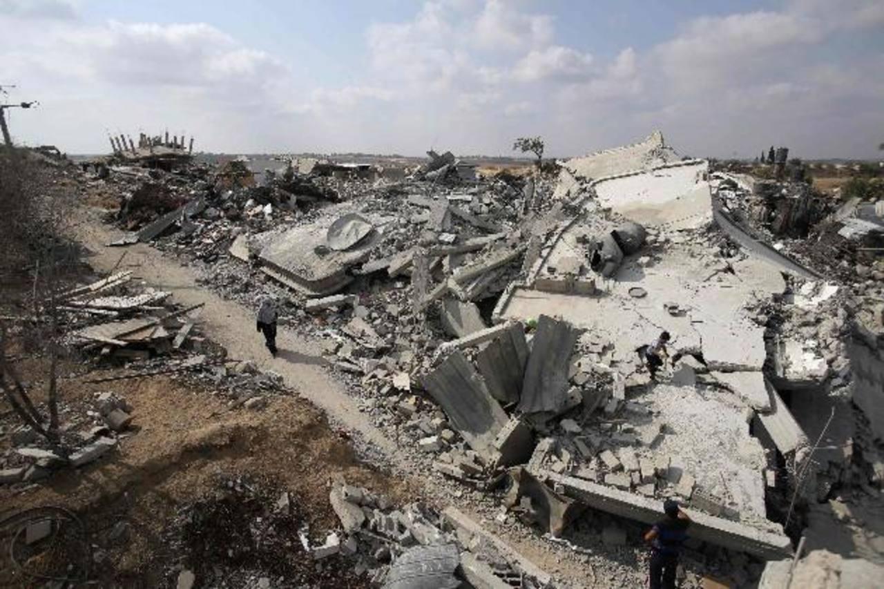 Reanudan negociaciones sobre Gaza