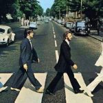 Londres celebra el 45 aniversario de la foto de The Beatles en Abbey Road