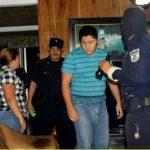 Autoridades realizan captura de hijo de diputado suplente.
