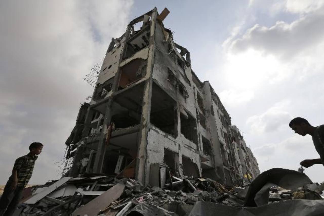 Comienza tregua de 72 horas en Gaza