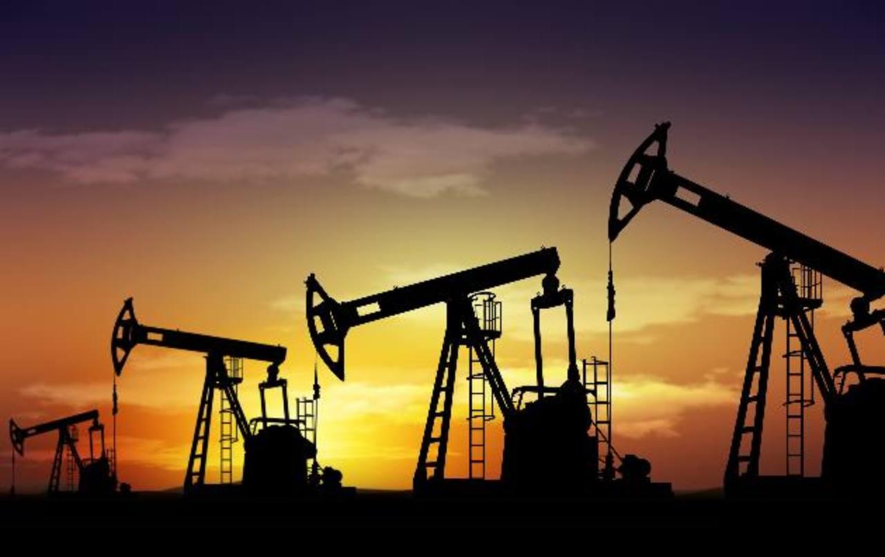 El petróleo de Texas cerró ayer en 94,48 dólares el barril, lo que representa una caída de 2 % respecto al lunes. Foto EDH