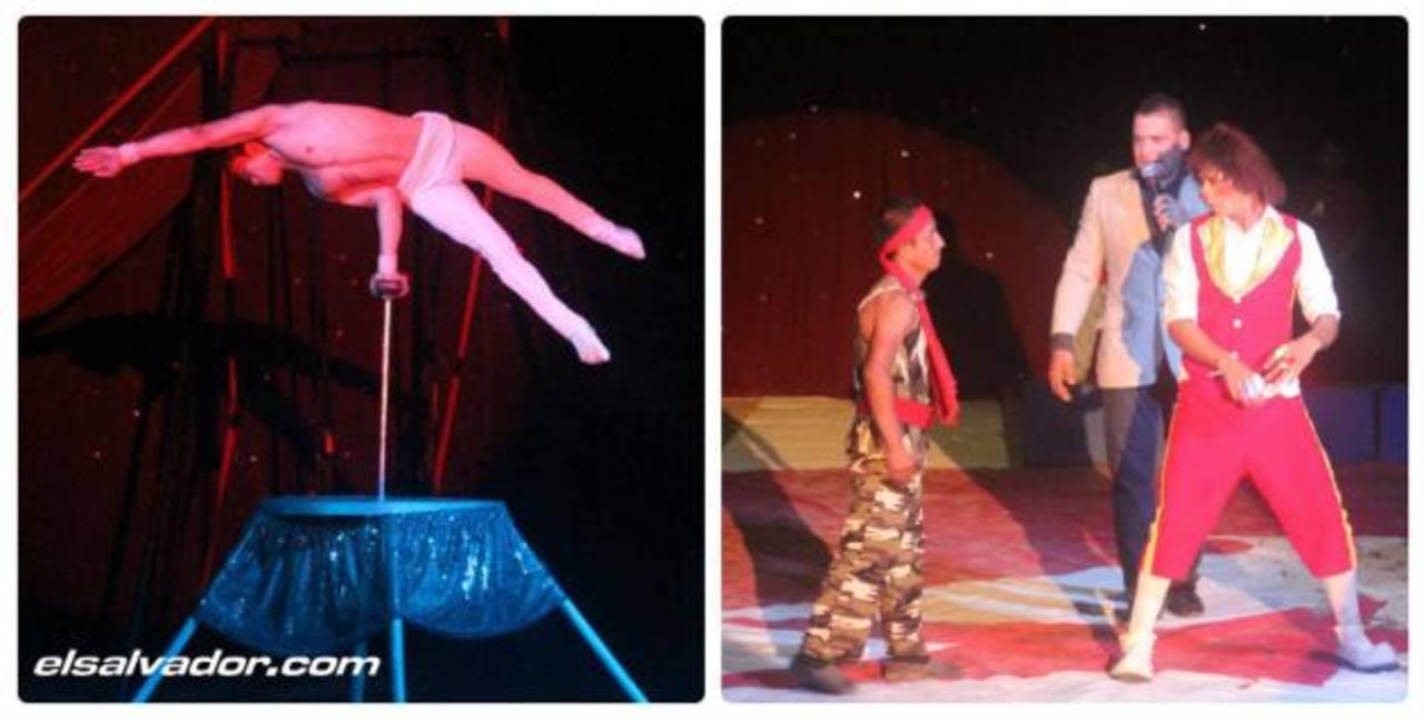 El circo, un espectáculo entre luces y sombras