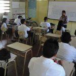 Las gremiales señalan que además de capacitaciones, los docentes requieren mejor atención. foto edh / archivo