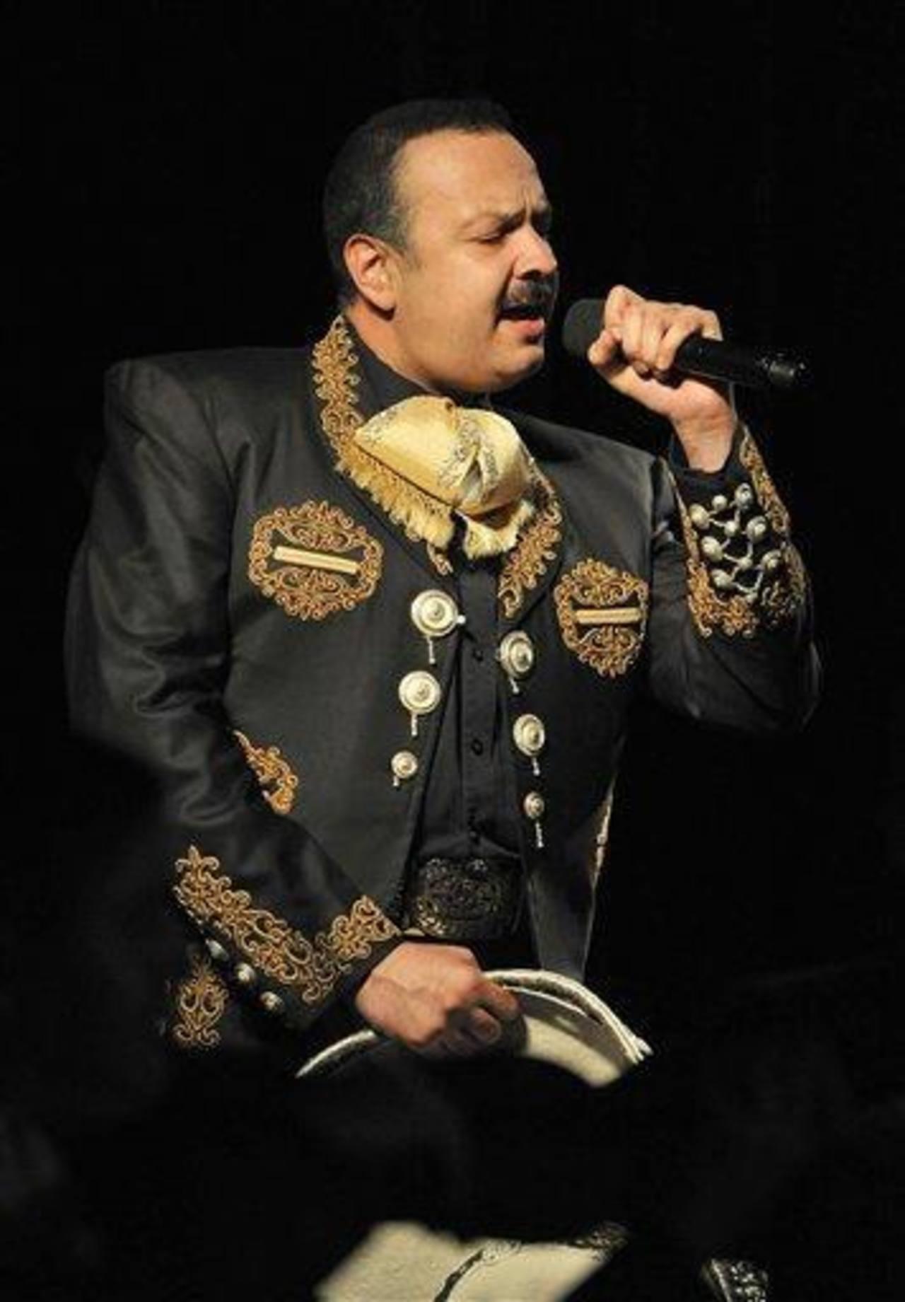 Pepe Aguilar será reconocido en los Premios de la Herencia Hispana el 18 de septiembre. Foto EDH/ AP
