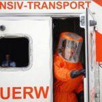 OMS visita instalaciones para ébola en Liberia