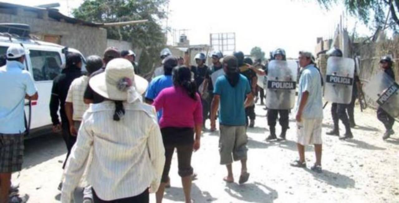 Desalojos dejan dos muertos en Guatemala
