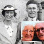 Tenían 76 años de casados y ambos fallecieron el día de su aniversario