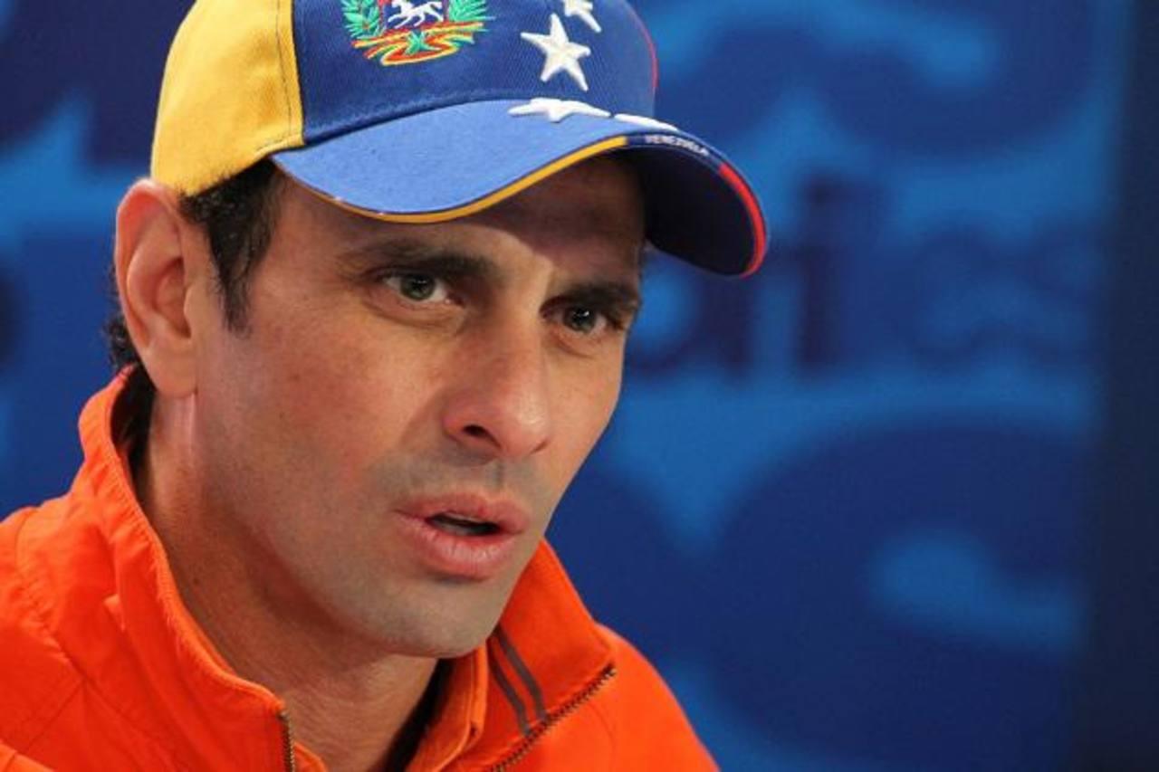 Henrique Capriles preocupado por empresas de su país.