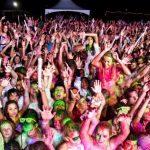 El año pasado fueron miles los que disfrutaron de la música y la pintura del Life in Color, que esta vez será en el Cifco.