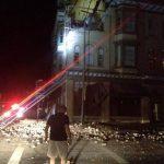 Terremoto magnitud 6.0 sacude el norte de California