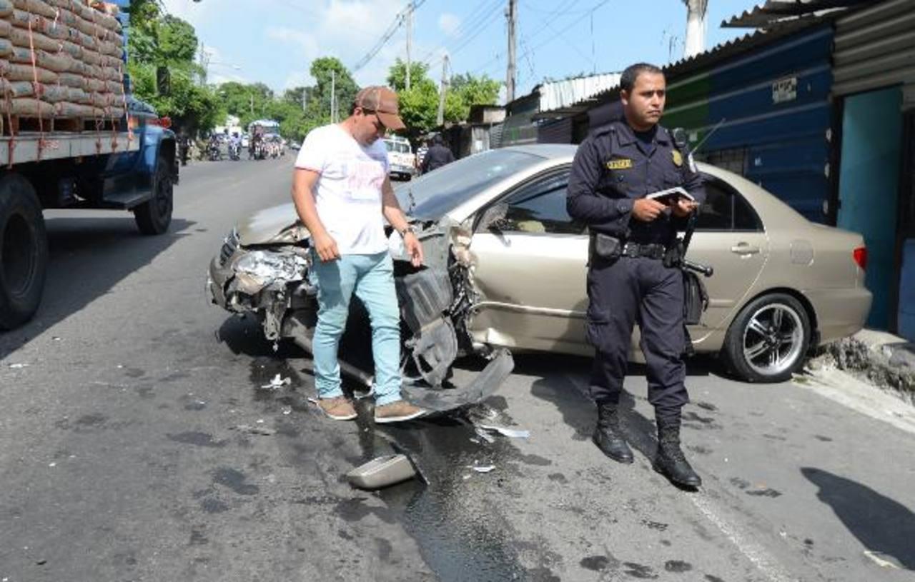 Protección Civil reporta 25 lesionados en primer día de Plan Divino Salvador