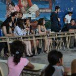 Intercambio educativo entre Nueva York y el Distrito Italia