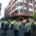 Trabajadores de Alcaldía de San Salvador denuncian acoso