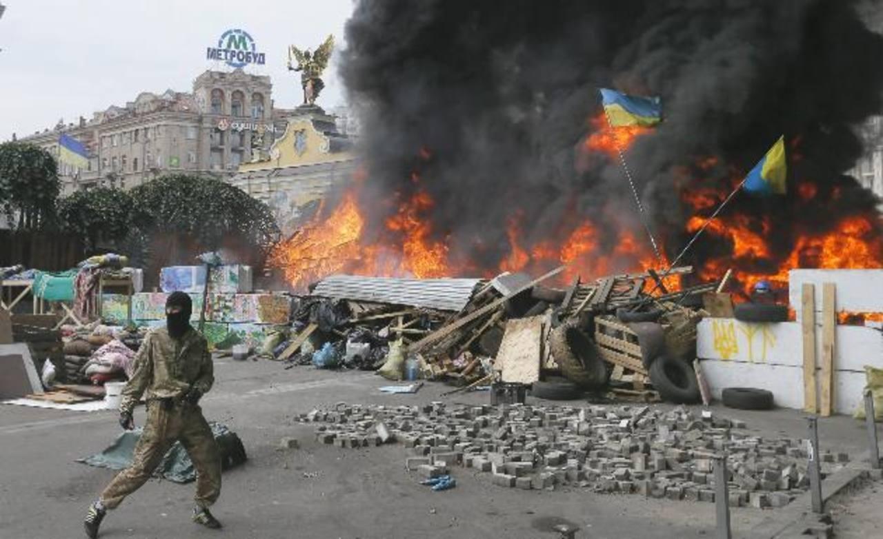 Ucrania: Rebeldes dispuestos a un cese del fuego