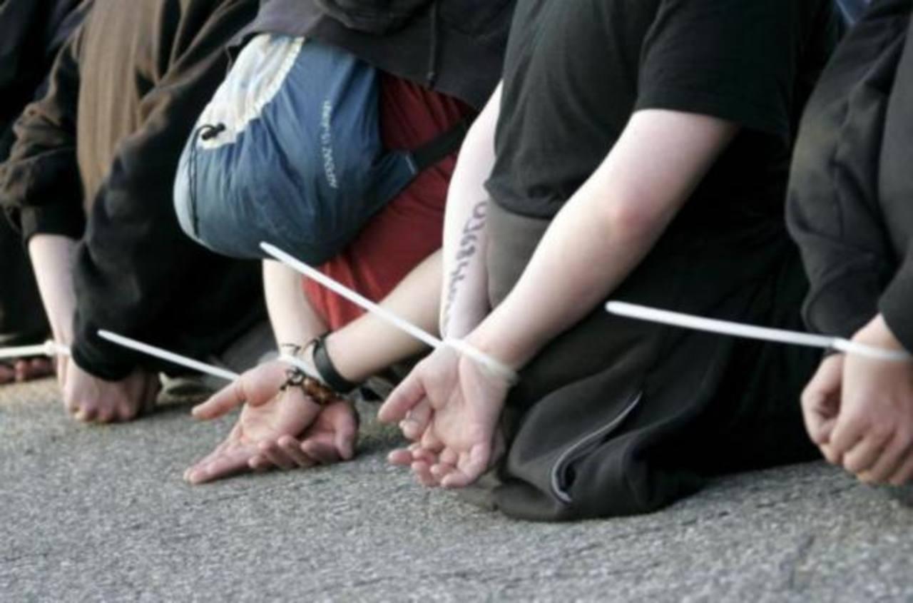 Policía de Guatemala detiene 4 supuestos narcos y desmantela narcolaboratorio