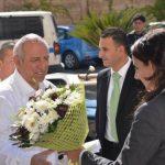 El Gobierno se desliga de gastos de Sigfrido Reyes en viaje a Palestina