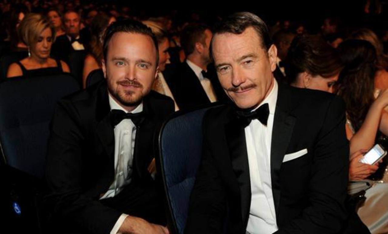 Breaking Bad y Modern Family arrasan en los Emmy