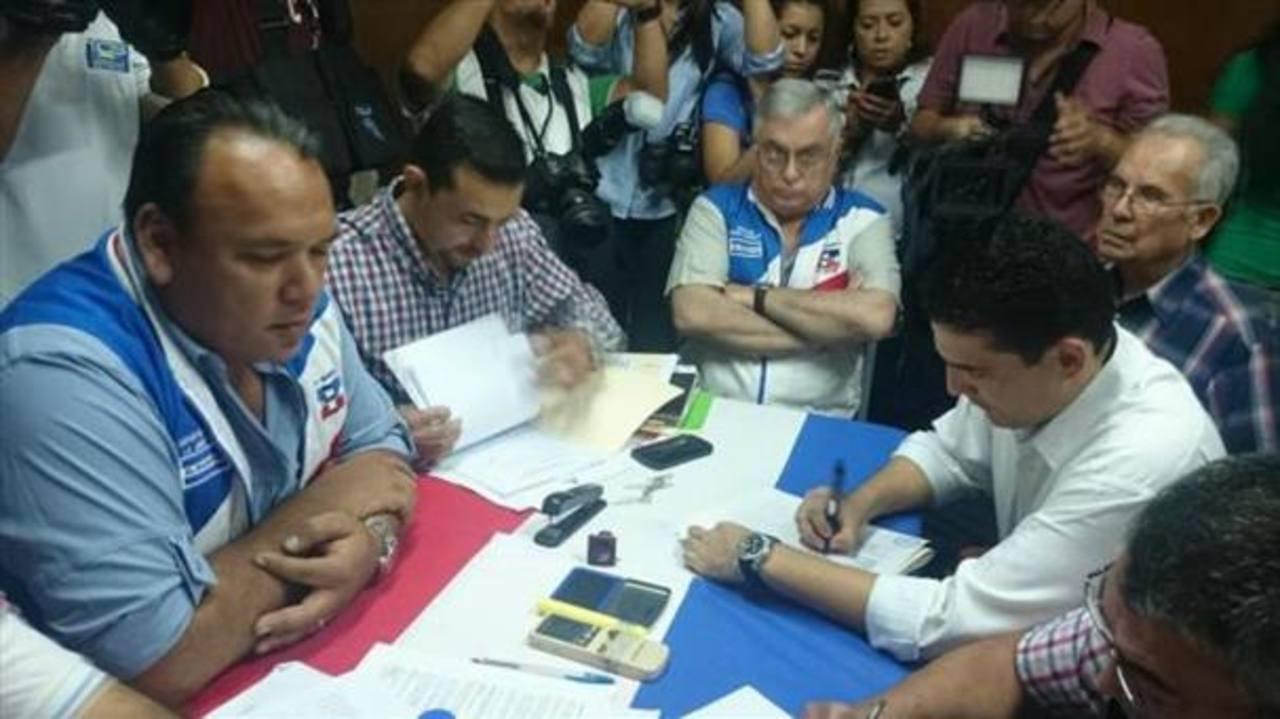 D'aubuisson: Hay cupos para candidatos a diputados en La Libertad