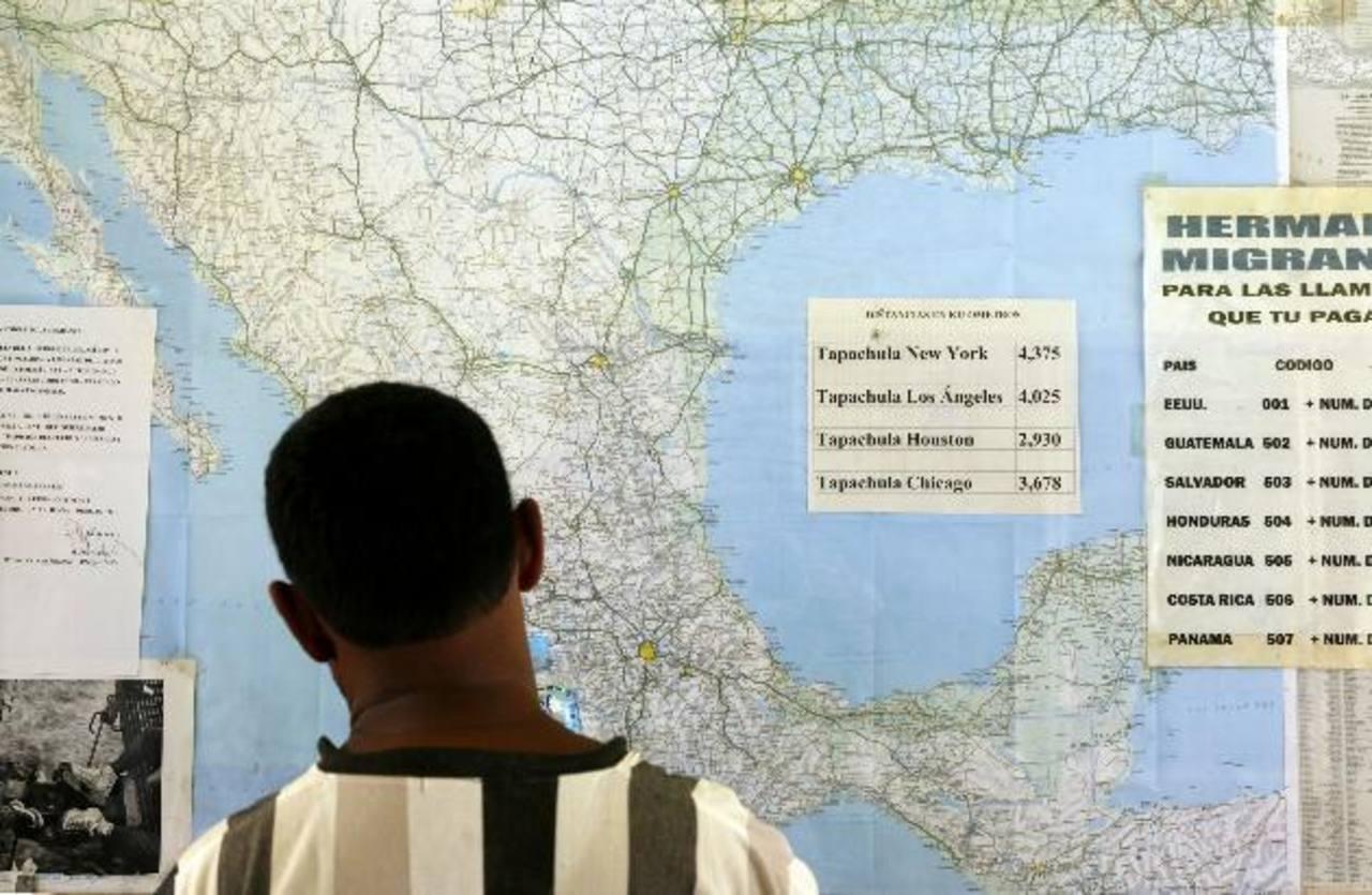 Excabo de la PNC pide asilo en México tras ser víctima de pandillas