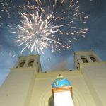 San Salvador celebra la Transfiguración de Jesucristo