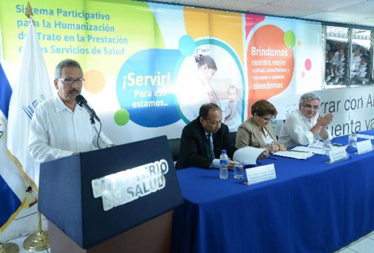 Hugo Salgado, director del Bloom anunció sobre programa de humanización.