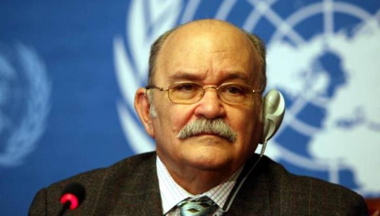 Miguel d'Escoto Brockmann, exministro de Nicaragua,