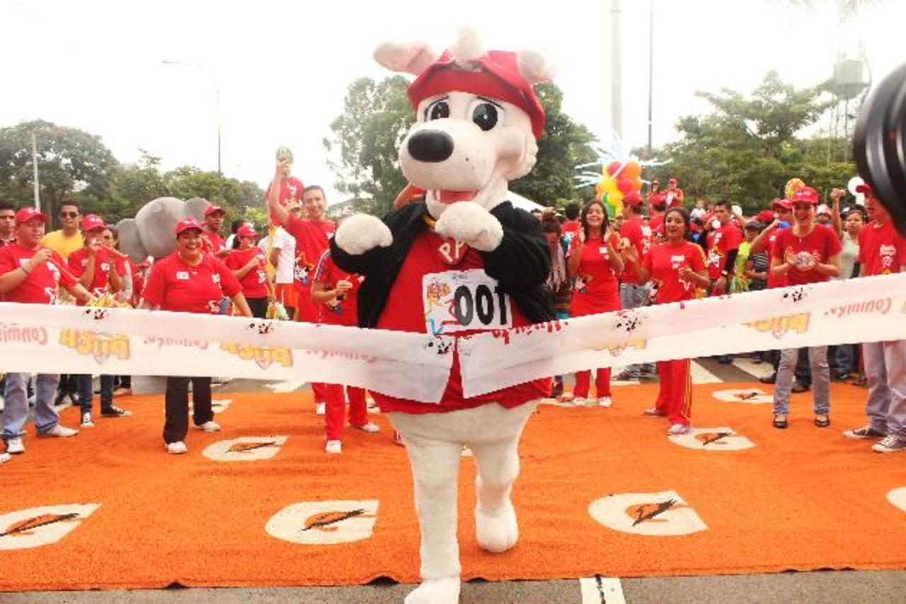 Con la maratón se ayudará a varias personas que sufren de desnutrición crónica.