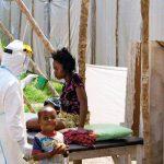 Al menos 1.3 millones de personas necesitan recibir alimentos en las zonas más afectadas por el ébola.