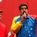 El presidente Nicolás Maduro vuelve a arremeter contra los empresarios venezolanos. foto edh / archivo.