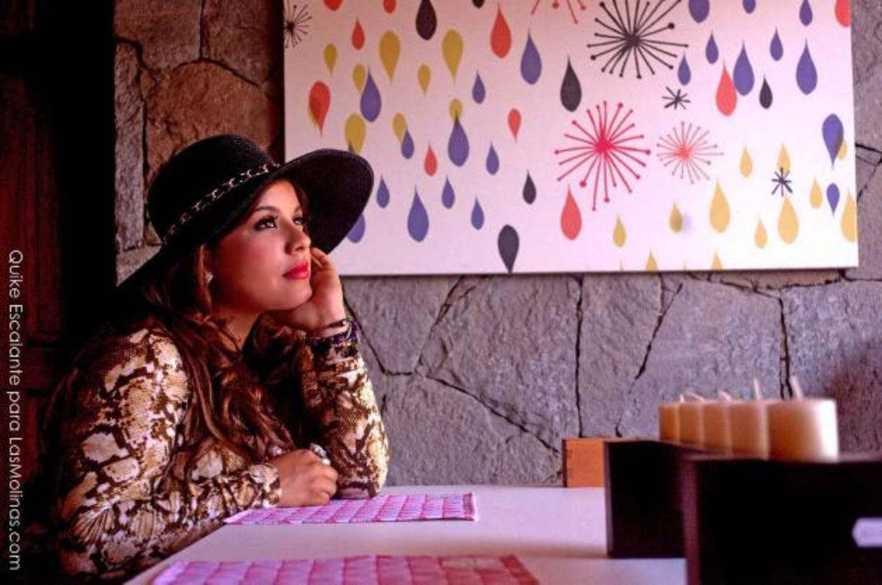 El reality Fashion Star puso en la mira a la joven diseñadora de raíces salvadoreñas. Foto EDH