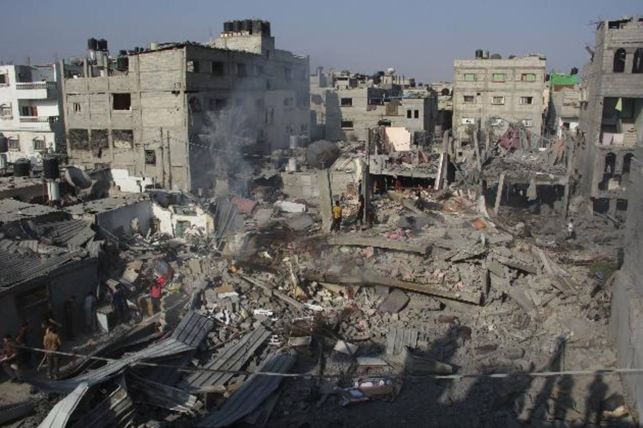 Israel pondrá fin a ofensiva en Gaza sin acuerdo con Hamás
