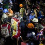 Rescatan a 20 mineros atrapados en mina de oro en Nicaragua
