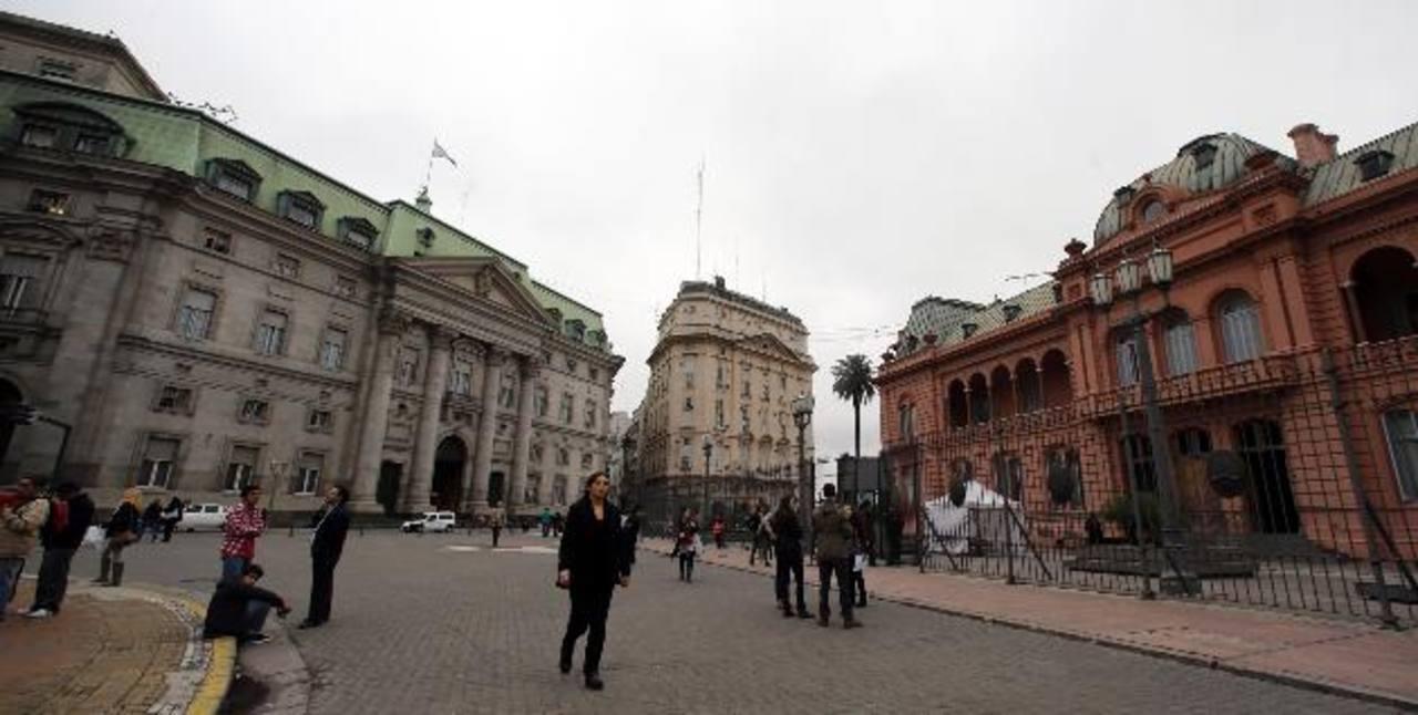 Argentina se niega a acatar un fallo del juez de Nueva York.