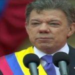 Juan Manuel Santos jura como presidente de Colombia por segunda vez
