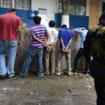 A prisión pandilleros acusados de desmembrar a mujer en Guazapa