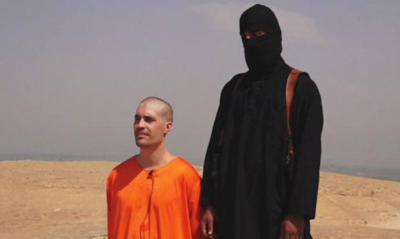 James Foley, un periodista independiente de Rochester, Nueva Hampshire, desapareció en Siria hace casi dos años