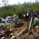 En accidente de helicóptero muere jefe del Estado Mayor de Guatemala
