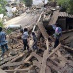 El terremoto afectó hoy a una zona remota de la provincia de Yunnan, en el suroeste chino. foto edh / reuters