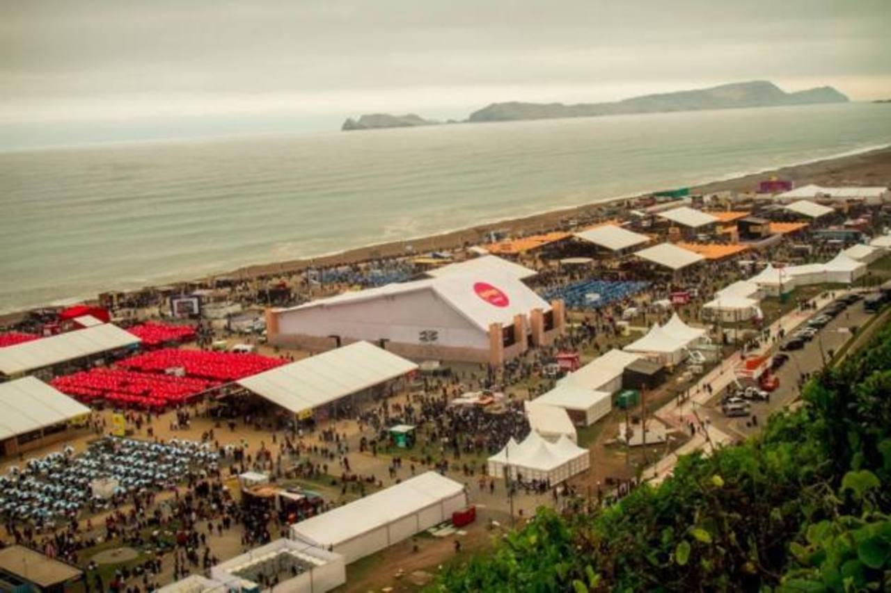 La séptima edición de Mistura contará con 192 puestos de venta de comida de todo el Perú. Foto EDH / archivo