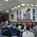 El CEN inició hoy el sorteo de las posiciones que ocuparán los precandidatos a diputados para las elecciones internas de ARENA.