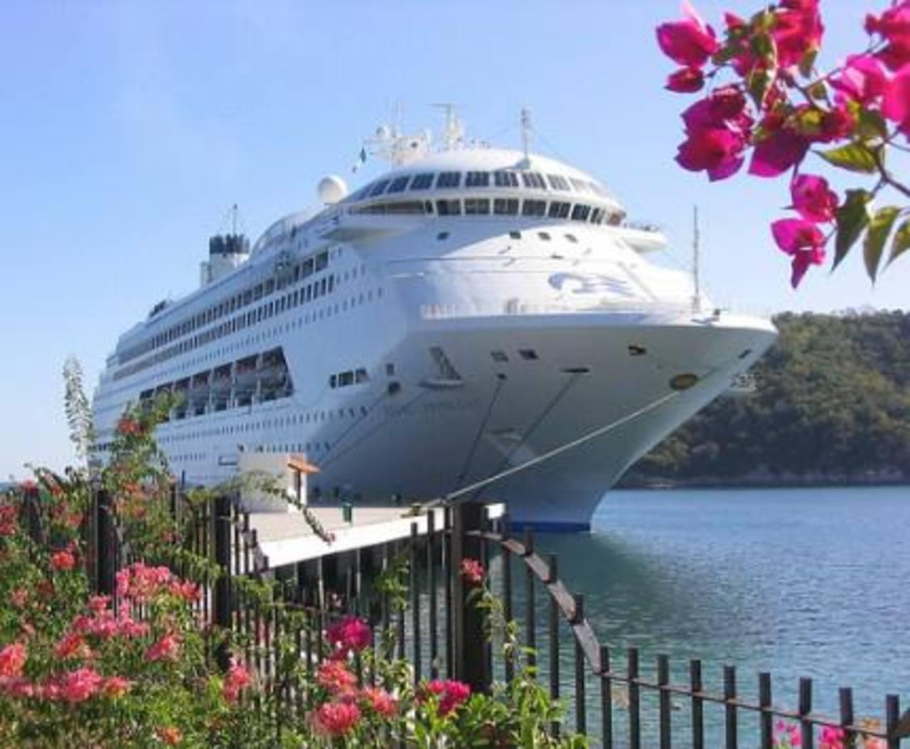 Costa Rica es en C.A. el segundo destino para cruceros.