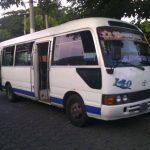 Matan a mujer embarazada en tiroteo dentro de microbús ruta 140
