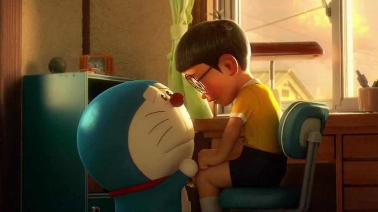 El gato Doraemon se estrenó en 3D en Japón