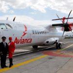 Avianca recibió primera aeronave ATR72-600, que garantiza máximo rendimiento operacional. Foto EDH / Cortesía
