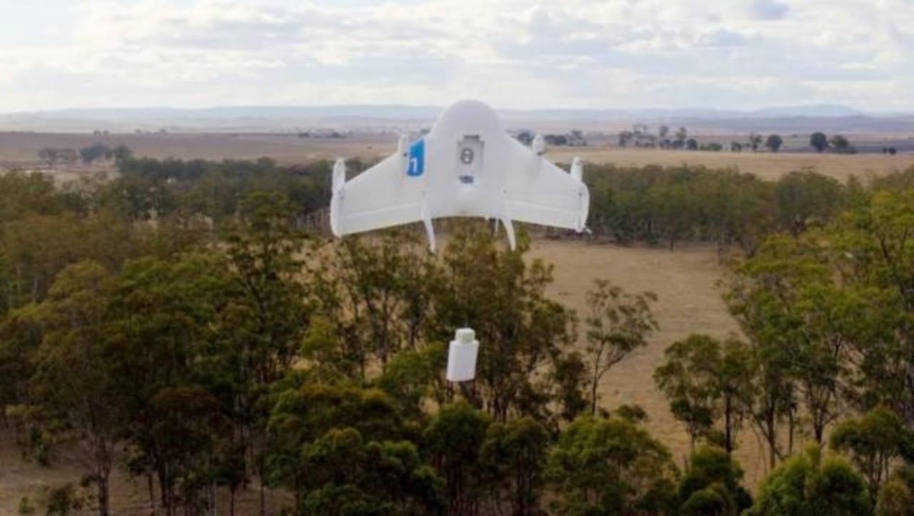 Video: Project Wing, los drones de Google para entregas a domicilio