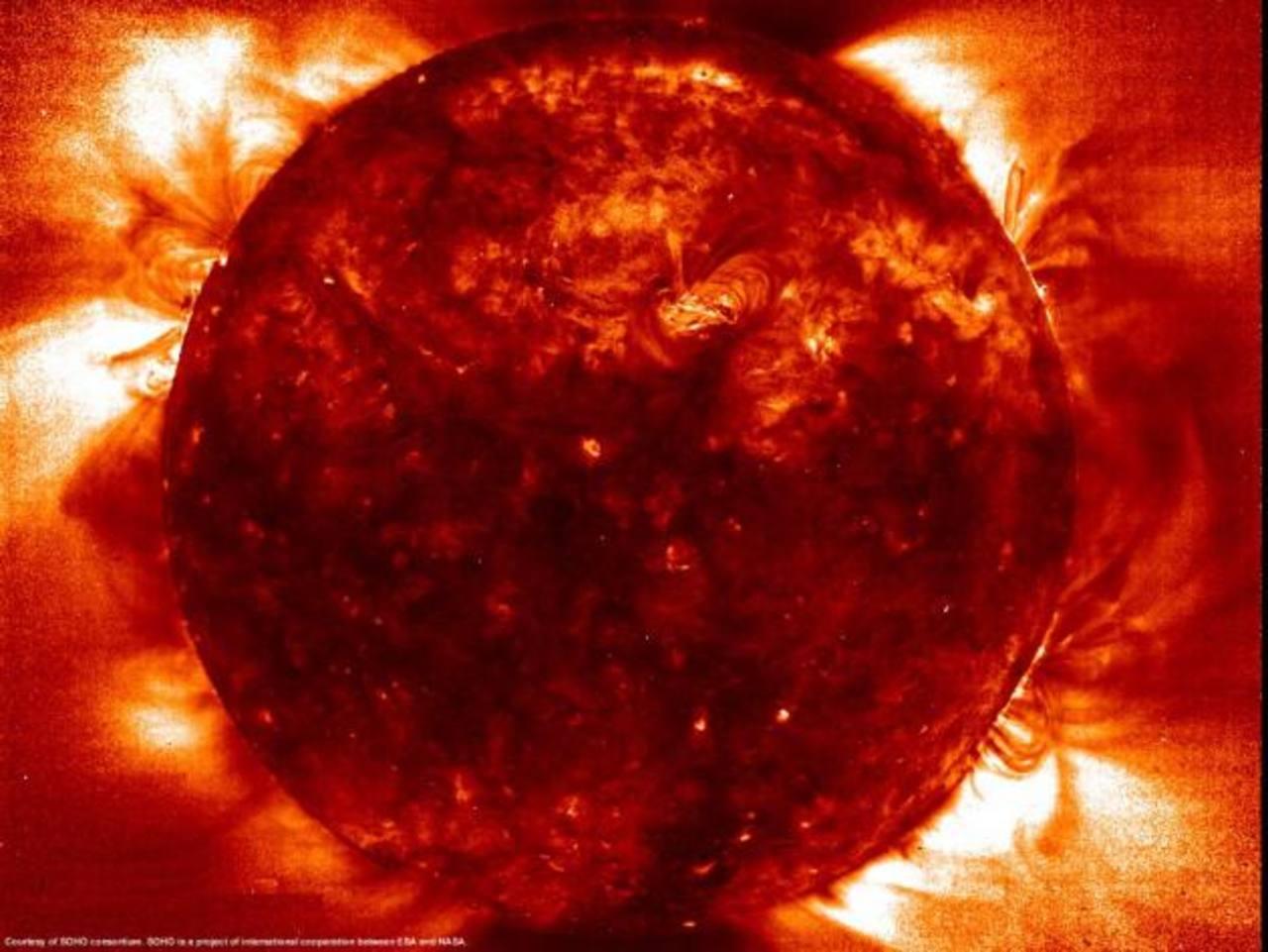 Inevitablemente, una tormenta solar golpeará la Tierra